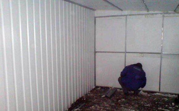 5 вариантов утепления гаража