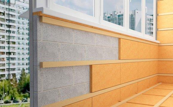 Как утеплить балкон своими