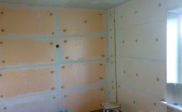 Матеріали для утеплення стін