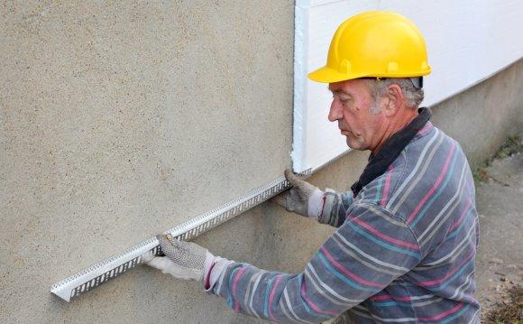 Технология утепление стен