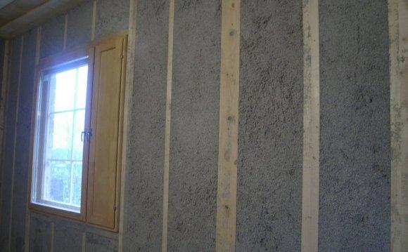 Внутрішня теплоізоляція стін