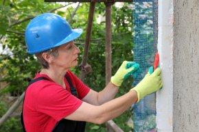 Як утеплити стіни своїми руками за допомогою пінопласту