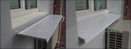 віконні відливи - монтаж